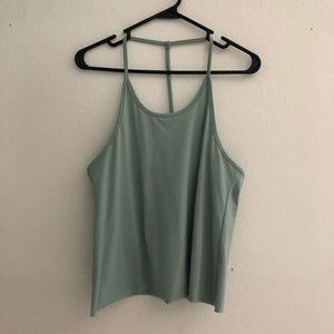 Tops - Strappy backless tank top